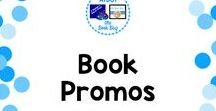 Book promos / A Pinterest Board about book promos
