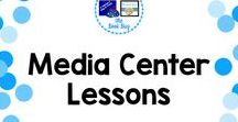 MC Lessons / A Pinterest Board about Media Center Lessons