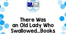There Was An Old Lady Who Swallowed....books / A Pinterest board about There Was on Old Lady Who Swallowed,... books
