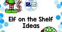 Elf on the Shelf Ideas / A Pinterest board about Elf on the Shelf resources