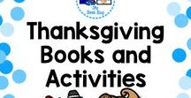 Thanksgiving Books and Activities / A Pinterest board about Thanksgiving resources