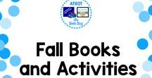 Fall Books and Activities / A Pinterest board about fall resources