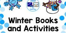 Winter Books and Activities / A Pinterest board about winter resources