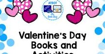 Valentines Books and Activities / A Pinterest board about Valentine's Day resources