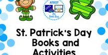 St. Patrick's Day Books and Activities / A Pinterest board about St. Patrick's Day resources