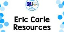 Eric Carle Resources / A Pinterest board about Eric Carle resources