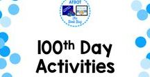 100th Day Activities / A Pinterest board about 100th Day resources