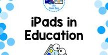 iPads in Education / A Pinterest Board about iPads in Education