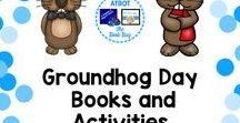 Groundhog Day Books and Activities / A Pinterest board about Groundhog Day resources