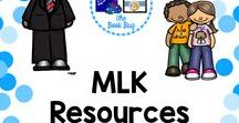 MLK Books and Activities / A Pinterest board about MLK resources