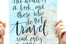 travel / by Robin Chavez