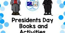 Presidents Day Resources / A Pinterest board about Presidents Day resources