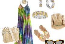 Spring and Summer Fashion Favs♥ / by Sue Cameron