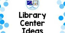 Library Center Ideas / A Pinterest Board about Library Center ideas