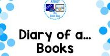 Diary of a ...... books / A Pinterest board about Diary of a...books resources