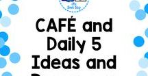 CAFE and Daily 5 Ideas and Resources / A Pinterest Board about CAFE and Daily 5 Ideas and Resources