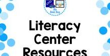 Literacy Center Resources / A Pinterest board about literacy center resources