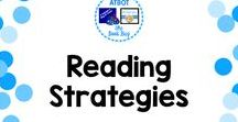 Reading Strategies / A Pinterest Board about reading strategies
