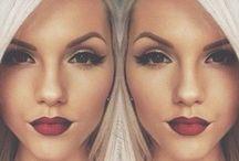 makeup skill / by Abigail Garten