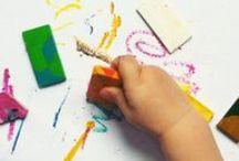 DIY POUR ENFANTS / Des activités ludiques et créatives pour occuper petits et grands !