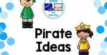 Pirate ideas / A Pinterest board about Pirate decor