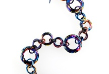 Chainmaille / Chainmaille jewelry and other chainmaille & wire work whatnots.  / by Kimberly Balque