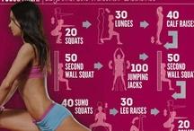 Exercises / by Jessica Melanson
