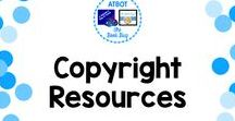 Copyright Resources / A Pinterest Board about copyright resources
