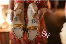 Step Right Up! / Wedding shoes to take you from ceremony to reception..in style!