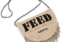 The Kenya Collection / Our FEED Kenya collection features beautiful hand-beaded products by our artisan collective in Nairobi. Your purchase provides meals to children and sustainable employment to artisans and their families.  / by FEED