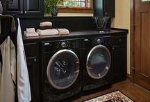 Laundry room ideas / by Jessica Melanson