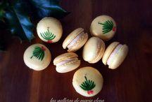 Mis Macarons.