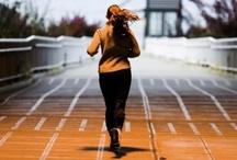 Running / by Jessica Melanson