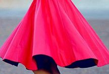 dresses and skirts / by Ruth Jones
