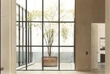 Frames / framed interior features