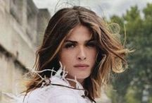 Girl crush : Elisa Sednaoui