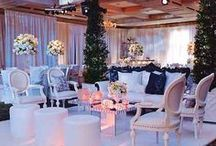 Cool Lounge Areas - Weddings / 2014 wedding trends: Cool lounge-relaxing areas
