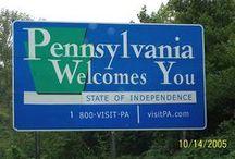 Only in Pennsylvania / by Deborah Nichols