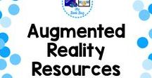 Augmented Reality / A Pinterest board about Augmented Reality resources