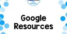 Google Resources / A Pinterest Board about Google Resources