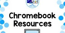 Chromebook Rescources / A Pinterest Board about Chromebooks