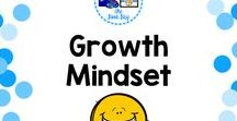 Growth Mindset / A Pinterest Board about growth mindset