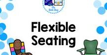 Flexible Seating / A Pinterest Board about flexible seating
