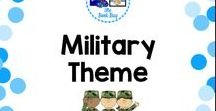 Military Theme / A Pinterest board about Military decor