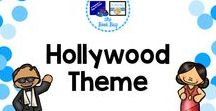 Hollywood Theme / A Pinterest board about Hollywood decor