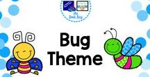 Bug Theme / A Pinterest board about bug decor