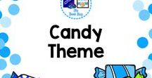 Candy Theme / A Pinterest board about candy decor