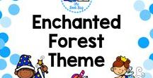 Enchanted Forest theme / A Pinterest board about Enchanted Forest Theme