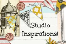 Studio Inspirations! / Love studio inspirations!
