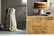 WEDDING | INSPIRATION BOARDS / Inspiration & Mood boards to inspire your event.